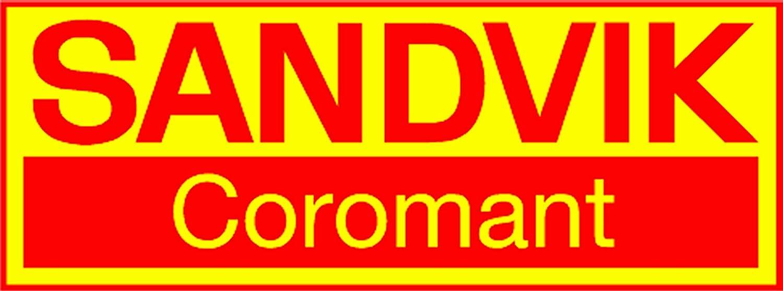 Pack of 5 Sandvik Coromant 620-2530H10 Scraper Insert