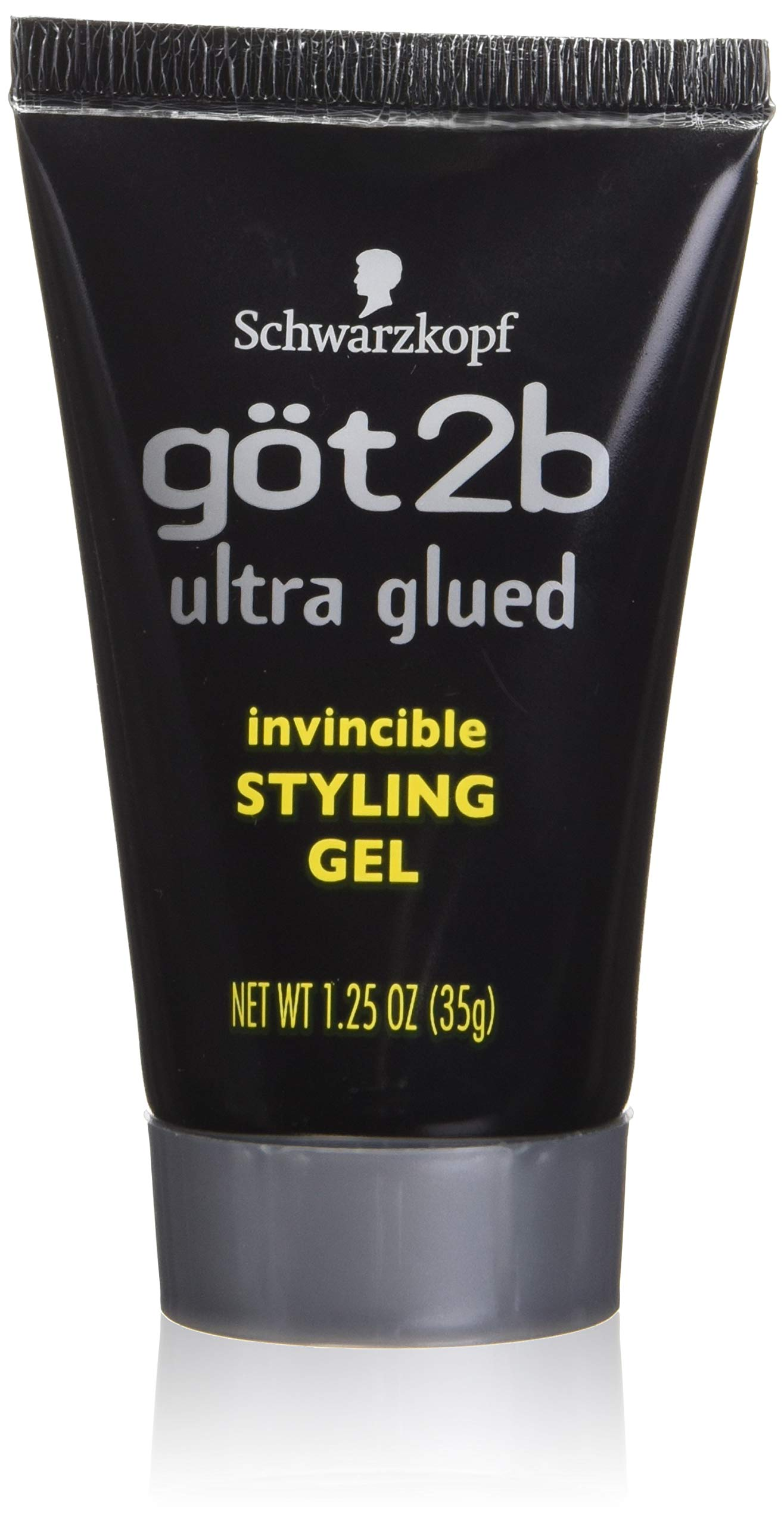 Got 2b Ultra Glued Invincible Styling Gel, 1.25