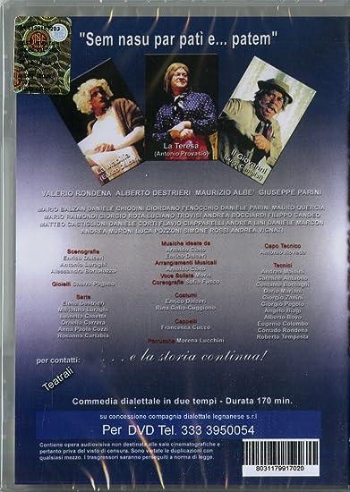 I Legnanesi - Tela La La Luna [Italia] [DVD]: Amazon.es ...