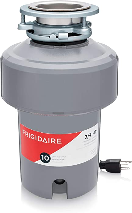 The Best Compact 34 Hp Food Disposal