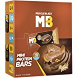 MuscleBlaze Protein Bar (10g Protein), 12 Piece(s)/ Almond Fudge