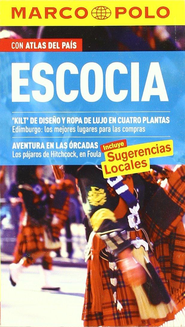 Guia Escocia - con atlas del pais Marco Polo - Guias: Amazon.es ...