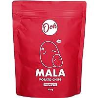 Ooh SG Potato Chips , Mala, 105 grams