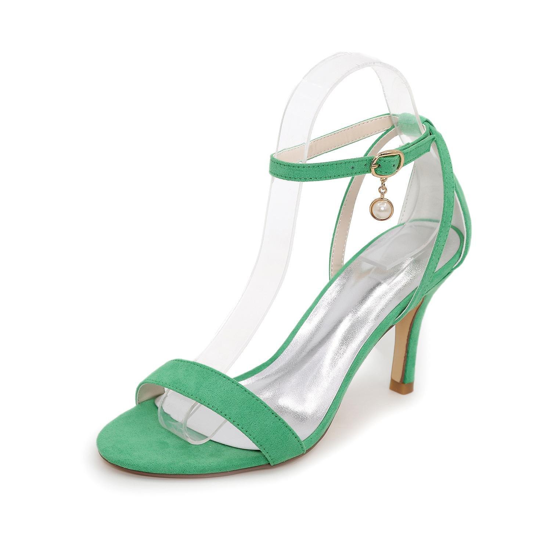 L@YC Talons Hauts des Plus Femmes Silk Hauts Peeps Toe La Sandals Mariage/FêTe Et Plus De Couleurs Disponibles La Nuit green 2fd76b3 - fast-weightloss-diet.space