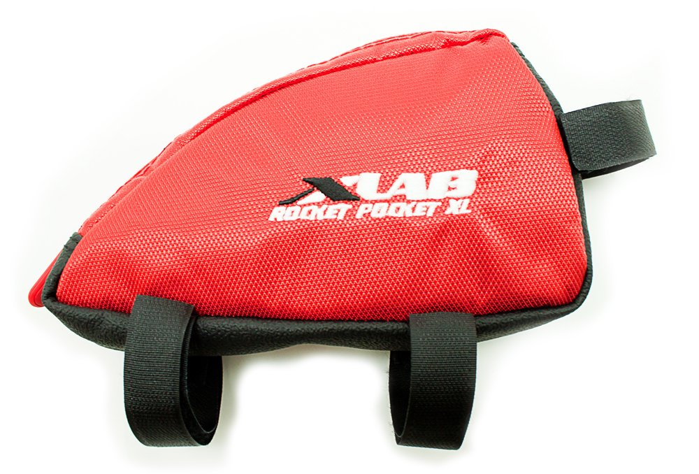 Xlab Rocket Pocket XL Plus Bolsa, Rojo, M: Amazon.es: Deportes y ...