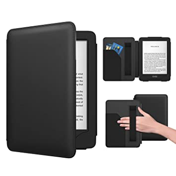 best sneakers 26721 ee2cd Dadanism Case Fits All-New Kindle 10th Generation 2019 Releases, PU Leather  Ultra Lightweight Slim Protective Smart Cover with Hand Strap & Pocket Fit  ...