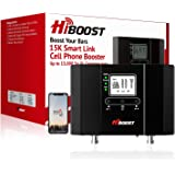 HiBoost Signal Booster for Office, Up to 15,000 sq ft, Boost 4G LTE Voice and Data, Support All US Carriers-Verizon, AT…