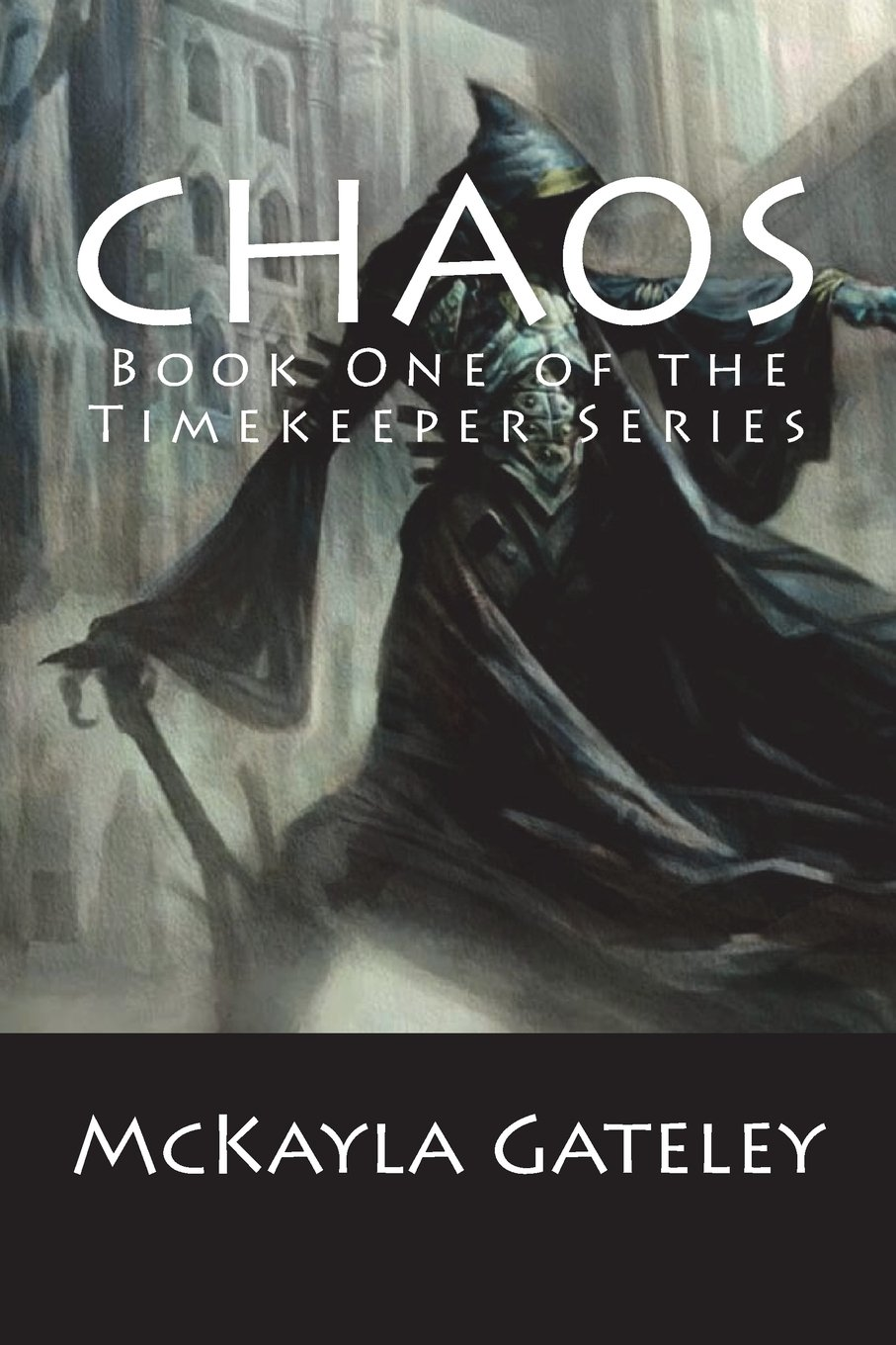 Read Online Chaos: Book One of the Timekeeper Series (Volume 1) ebook