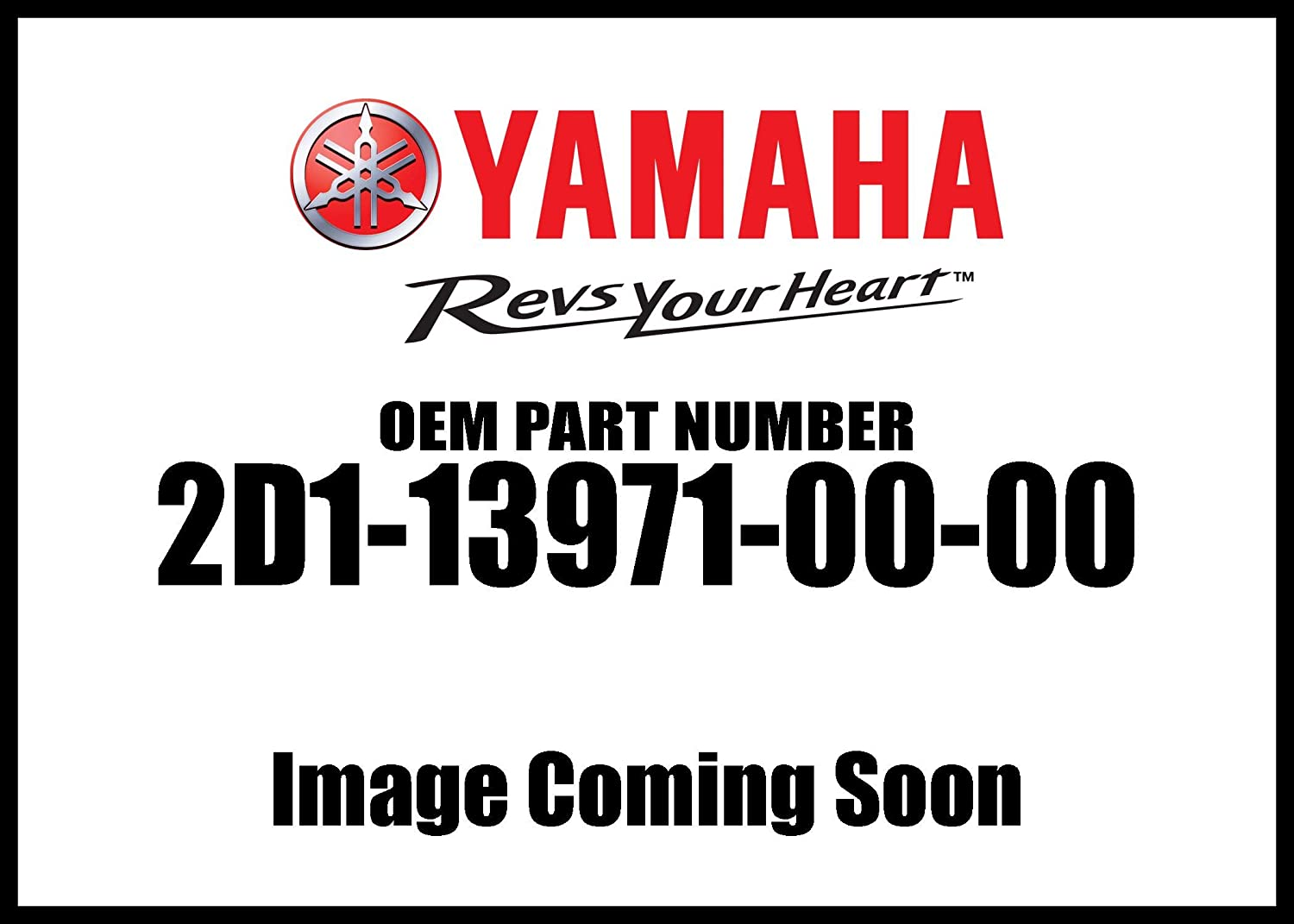 Fuel 1; 2D1139710000 Made by Yamaha Yamaha 2D1-13971-00-00 Pipe