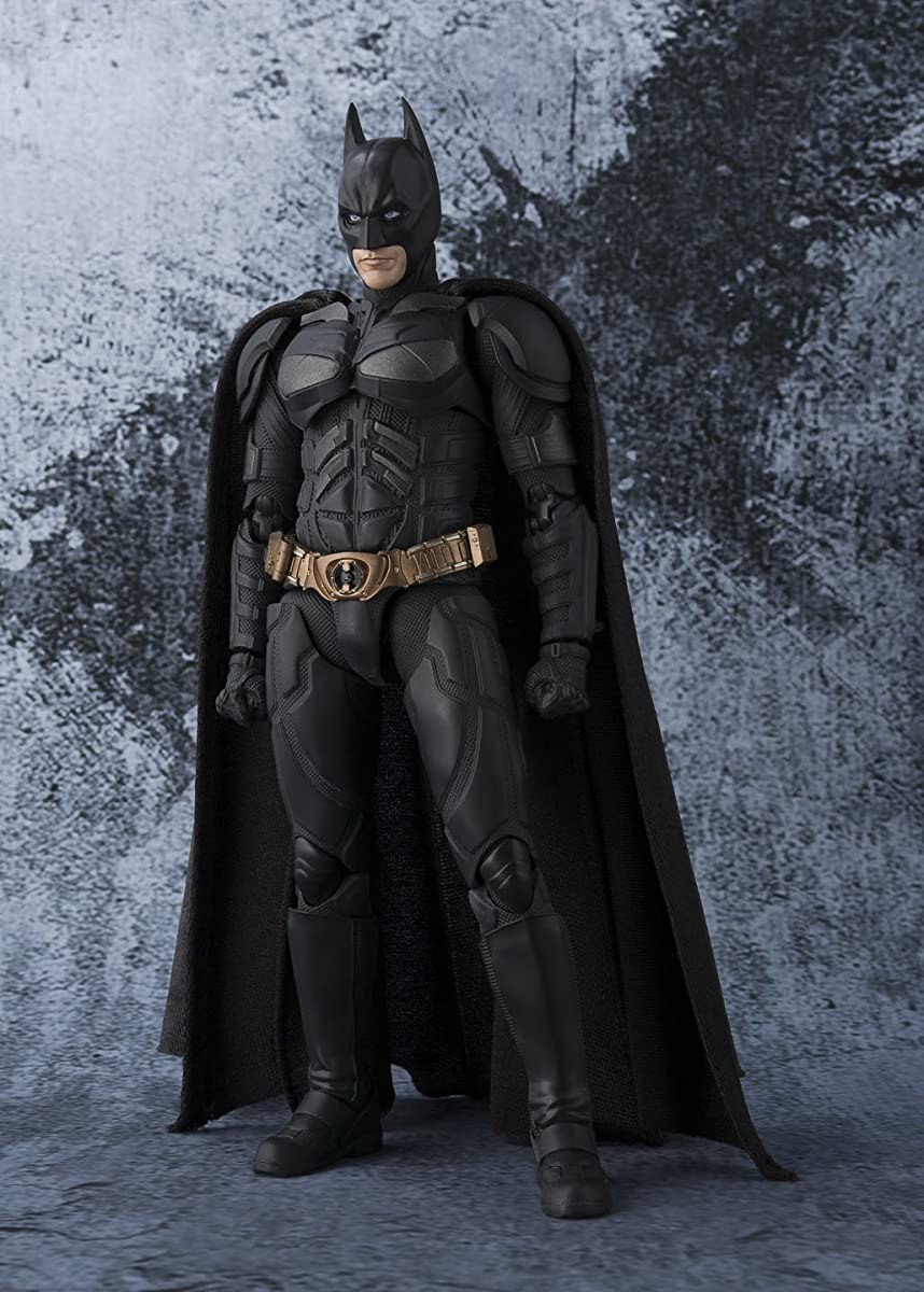 Tamashii Nations Bandai S.H. Figuarts Batman The Dark Knight