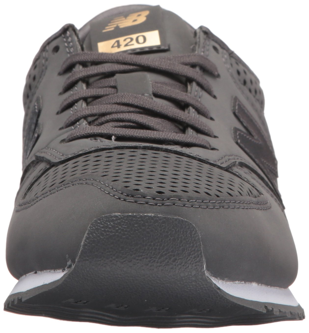 New Balance Women's 420v1 Lifestyle Sneaker B01N1W26QE 6 B(M) US Magnet/Copper Metallic