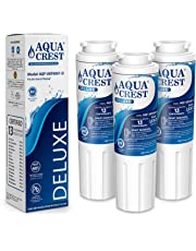 AQUACREST UKF8001 NSF 401,53&42 Certified Refrigerator Water Filter, Compatible with Maytag UKF8001, UKF8001AXX, UKF8001P, PUR Jenn-Air UKF8001, EDR4RXD1B, EveryDrop Filter 4, 4396395, Puriclean II (Pack of 3)