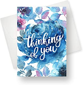 Win A Free Thinking of You All Occasion Greeting Card - Premium Quality...