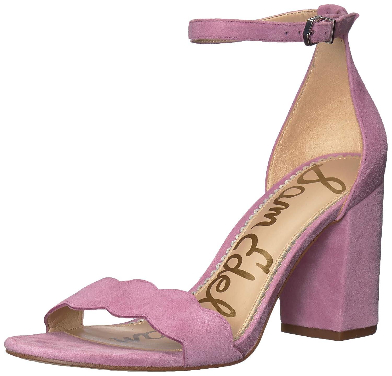 Sweet purplec Suede Sam Edelman Women's Odila Fashion Sandals