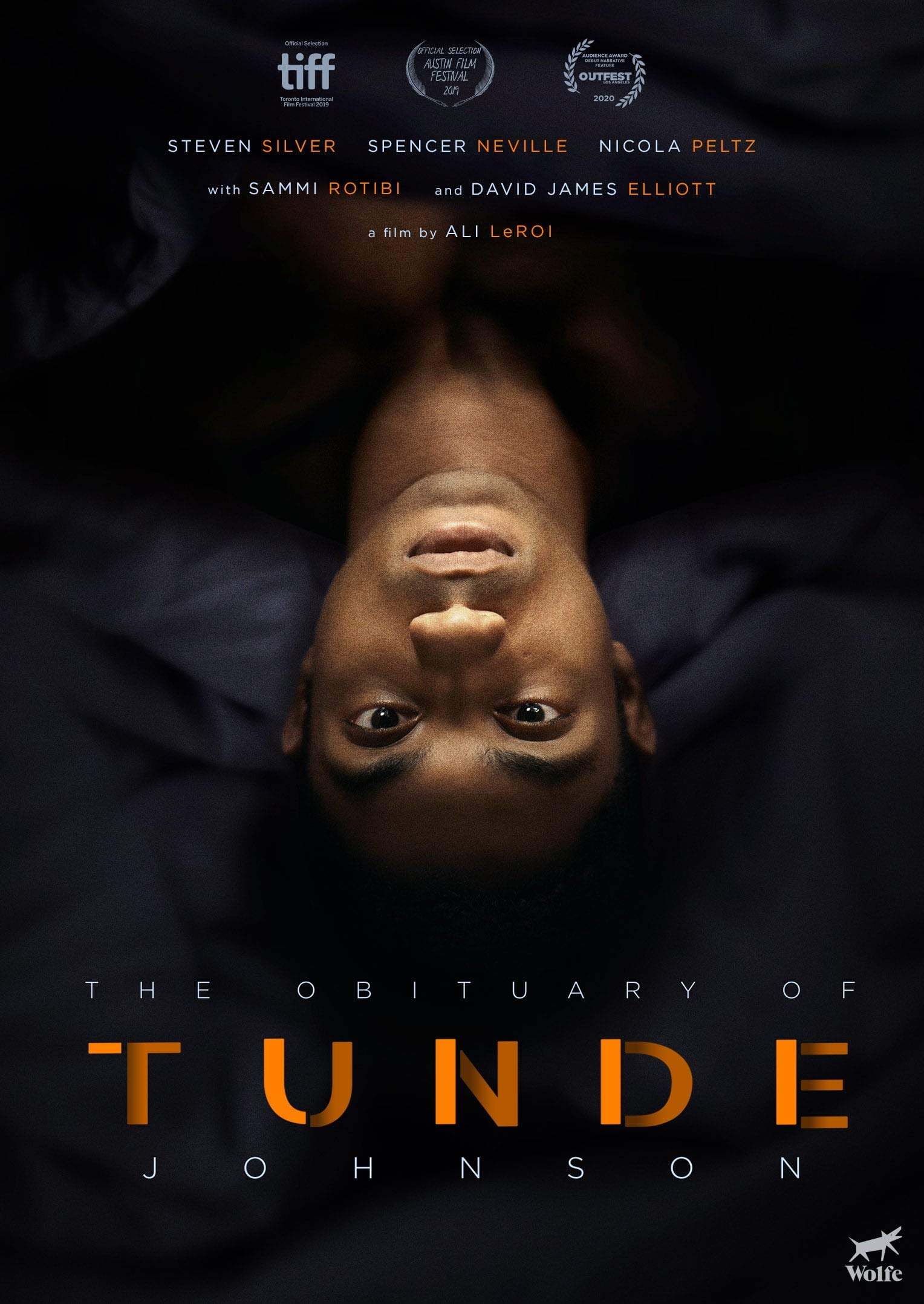 Book Cover: The Obituary of Tunde Johnson