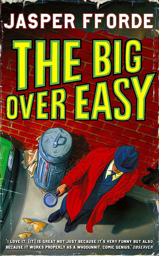 The Big Over Easy: Nursery Crime Adventures 1: Amazon.co.uk: Fforde,  Jasper: 9780340897102: Books