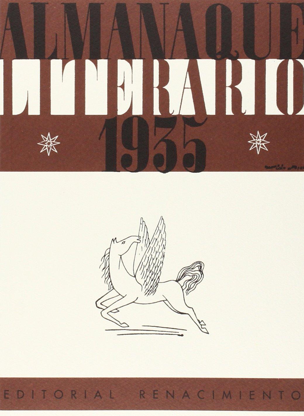 Almanaque Literario 1935 (Facsímiles): Amazon.es: Virtanen, Ricardo, Virtanen, Ricardo: Libros