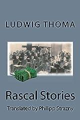 Rascal Stories Kindle Edition