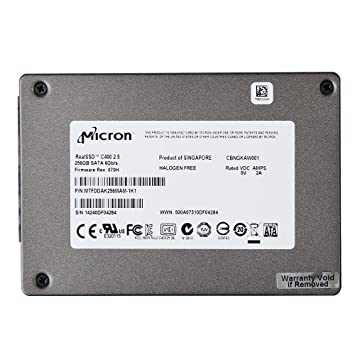 MICRON REALSSD C400 DRIVER FOR WINDOWS 10