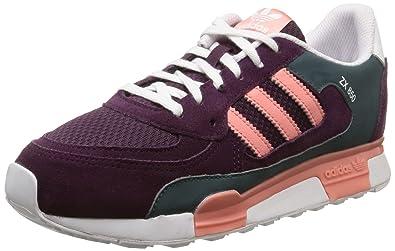 hot sale online 0d975 355f9 adidas ZX 850, Girls  Trainers, Purple - Violett (Merlot F15-St
