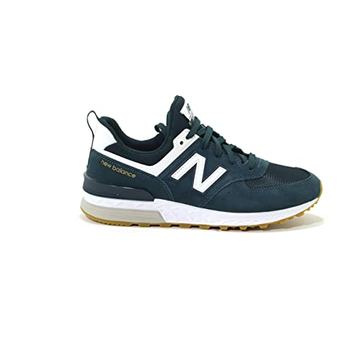 306d00ee91 New Balance MS574 Sneakers Uomini Verde - 40 1/2 - Sneakers Basse ...