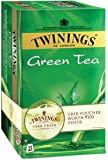 Twinings Green Tea, 25 Tea Bags (with Uber Voucher Worth Rupees 100)