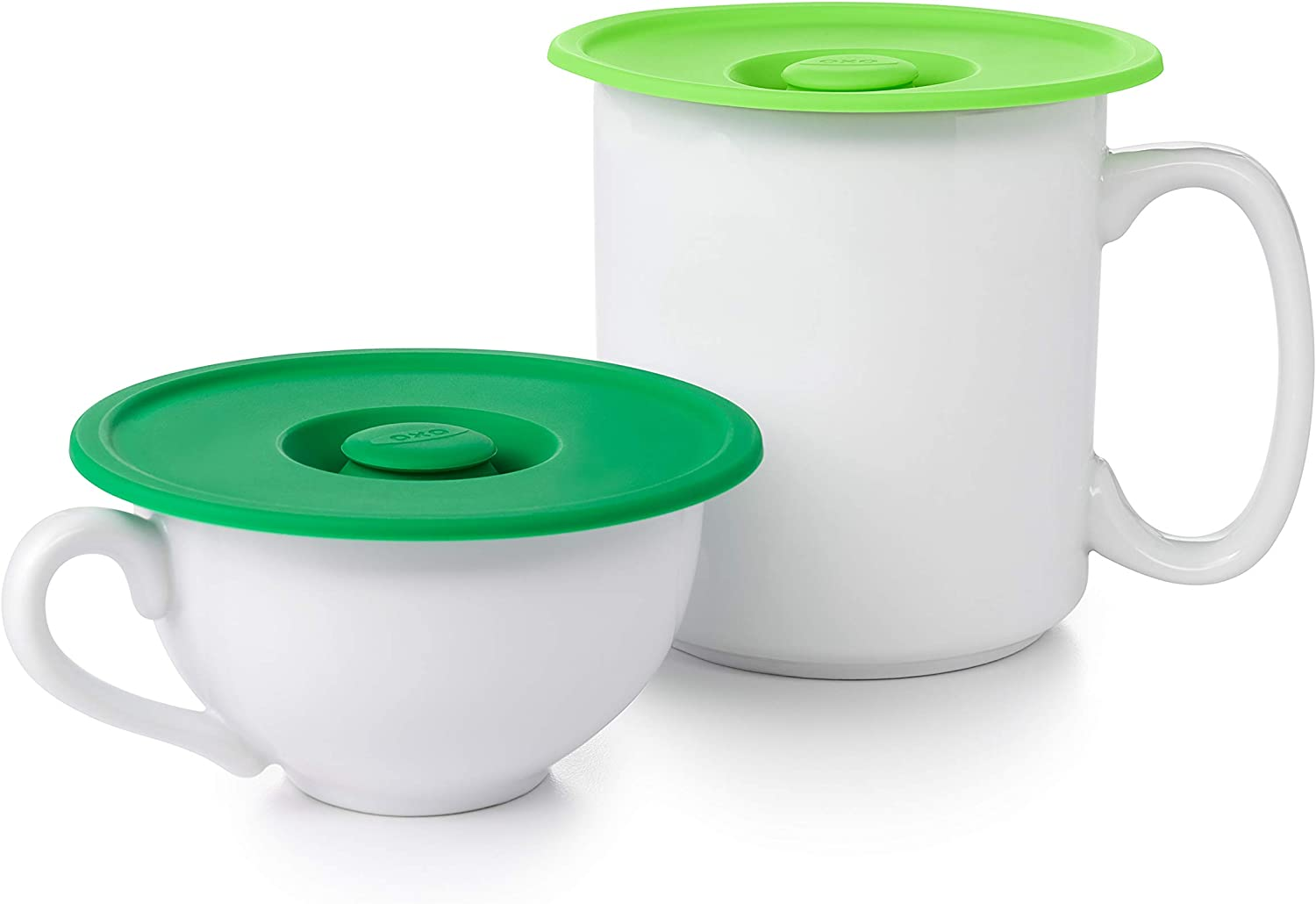 OXO Good Grips 2-Piece Reusable Lid Drink and Can Set