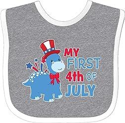 inktastic Pug Dog July 4th Patriotic Sunglasses Infant Tutu Bodysuit