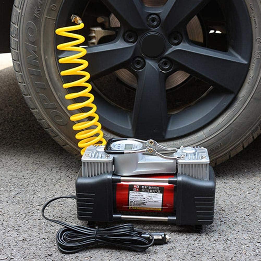 Accessori per Pompa da Auto Ugello A Clip per Testa A Conversione Rapida Mandrini Pneumatici per Pneumatici Adattatore per Ugello Filettato della Pompa Pneumatica per Auto