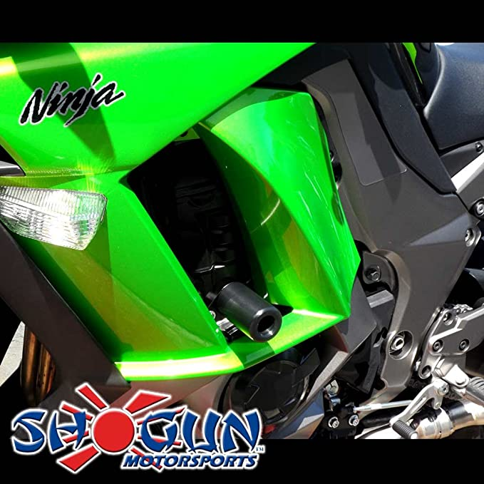 Amazon.com: 2014 – 2018 Kawasaki Ninja 1000 negro completo ...