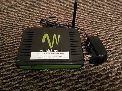 windstream dsl modem manual