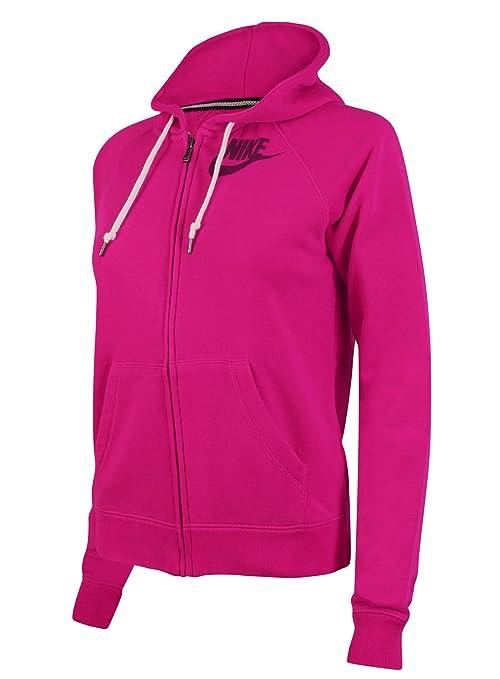 Nike Rally Futura de la mujer sudadera con cremallera y capucha para hombre, mujer,