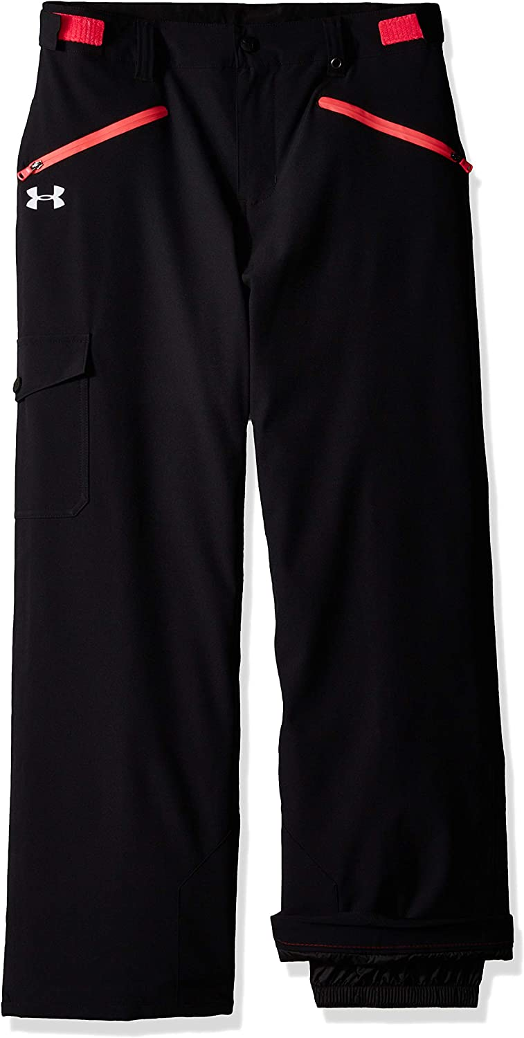 Under Armour Girls' Big ColdGear Swiftbrook Insulated Pant: Clothing