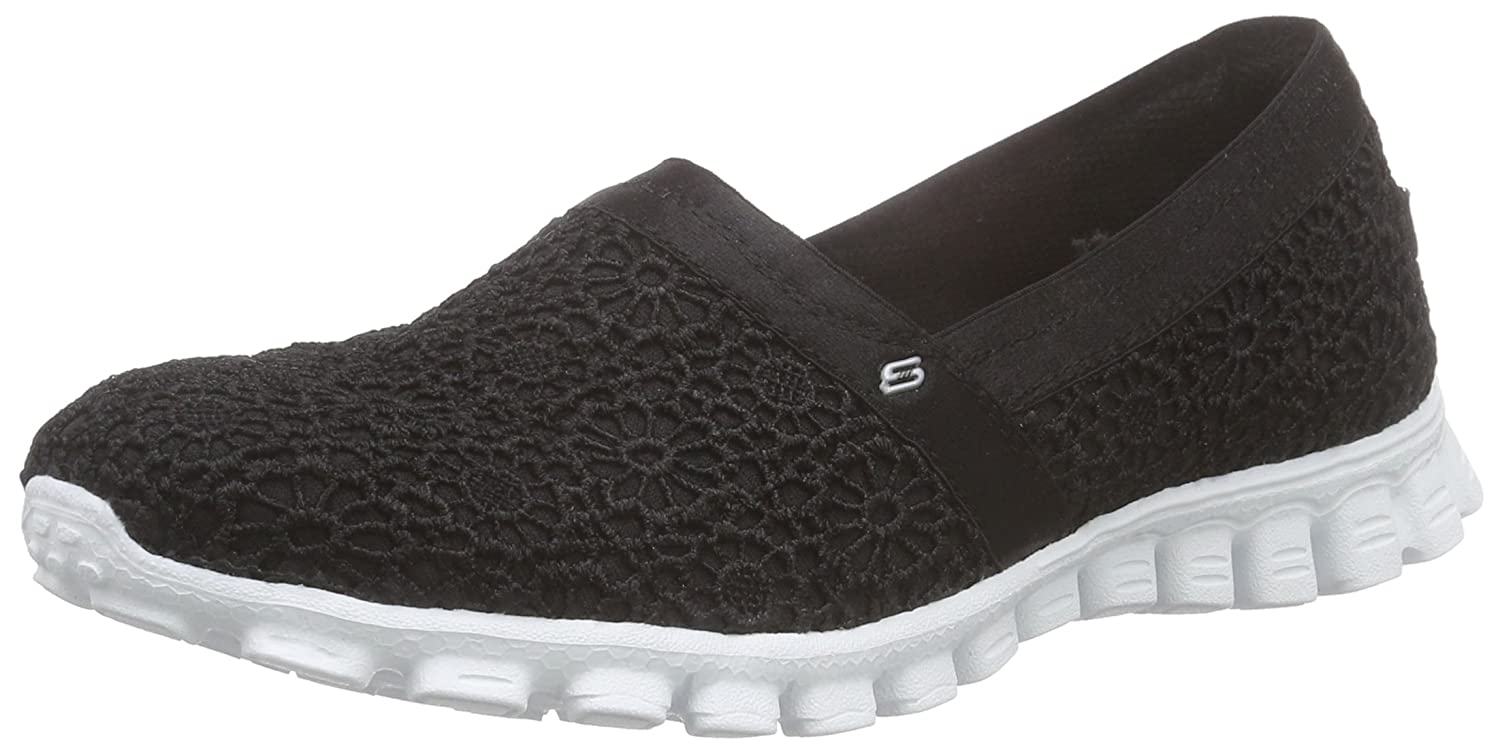 Skechers Damen Ez Flex 2-Make Believe Slipper  40 EU|Schwarz (Bkw)