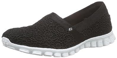 Skechers Ez Flex 2 Make Believe, Women slippers, Black