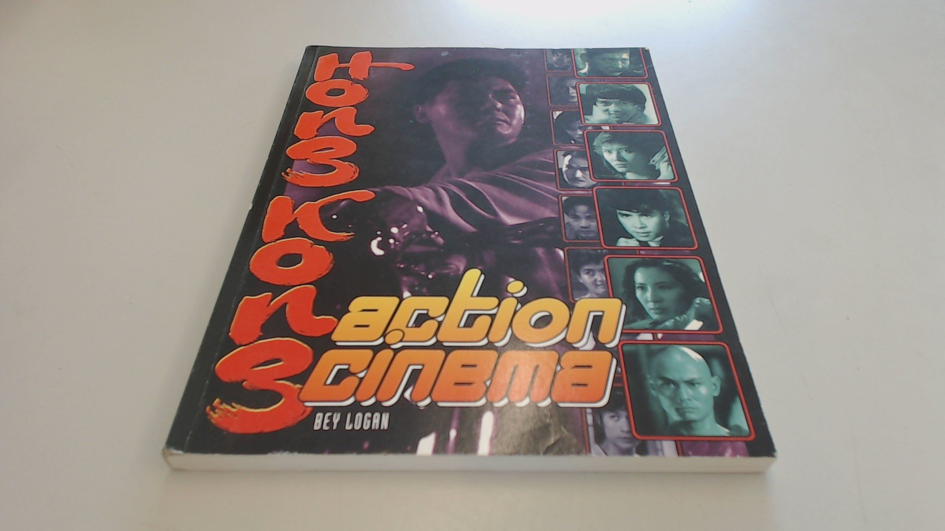 Buy Hong Kong Action Cinema Book Online at Low Prices in India | Hong Kong  Action Cinema Reviews & Ratings - Amazon.in