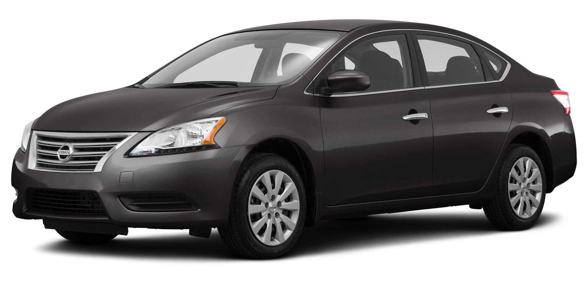 ... 2015 Nissan Sentra SV, 4-Door Sedan 4-Cylinder CVT ...