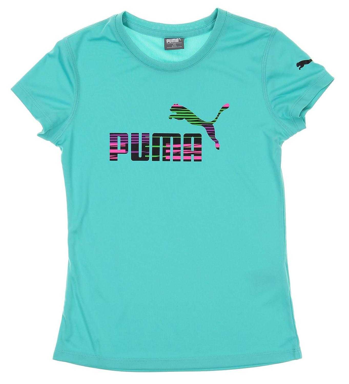 649a1e14acae2a Amazon.com  Puma Girls T-shirt