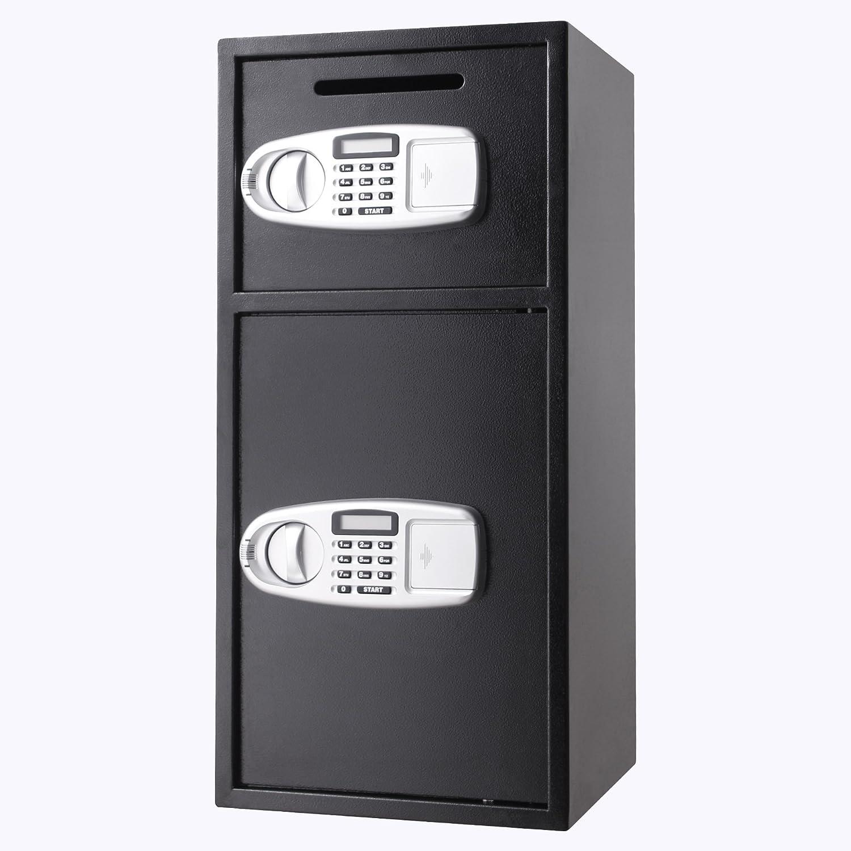 vevor Caja fuerte electrónica (doble puertas Seguridad Armario ...
