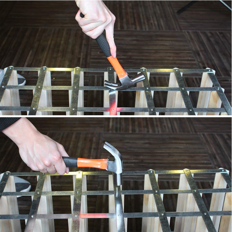con Almacenamiento Pl/ástico Bricolaje Kit de Casa Sotech 114 piezas Juegos de Herramientas Herramientas Manuales para Reparaciones