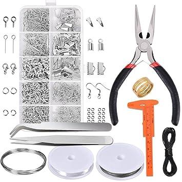 69b395aded2b XRY - Kit de herramientas de reparación y accesorios para hacer joyas