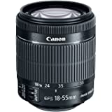 Canon EF-S 18-55mm f/3.5-5.6 IS STM Zoom Lens (Bulk Packaging)