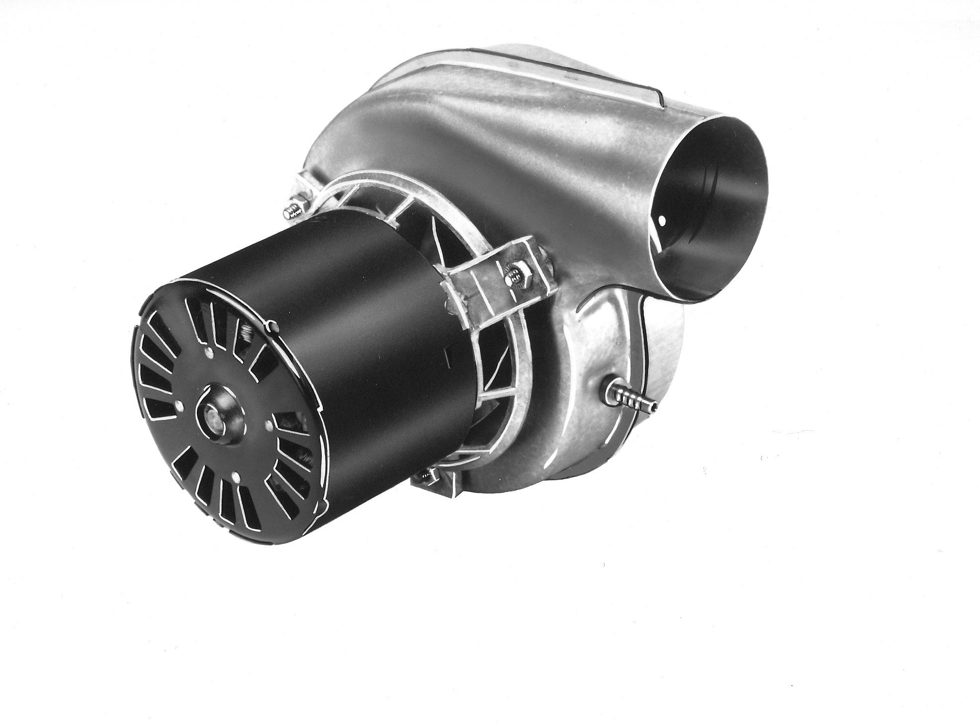 Fasco A135 3.3'' Frame Shaded Pole OEM Replacement Specific Purpose Blower with Sleeve Bearing, 1/60HP, 3,000 rpm, 120V, 60 Hz, 0.7 amps