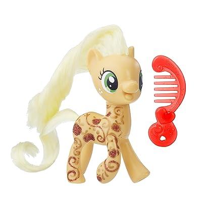 My Little Pony Applejack Fashion Doll: Toys & Games