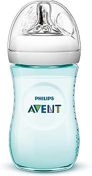 Mamadeira 260 ml Pétala,  Philips Avent, Azul