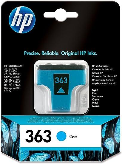 HP C8771EE - Cartucho de Tinta: Amazon.es: Oficina y papelería