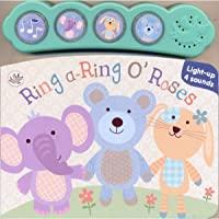 Ring O'Roses Little Learners Mini Sound and Light Book - Board book