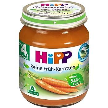 Gute Babynahrung bekommen Sie bei dem Hersteller HIPP.