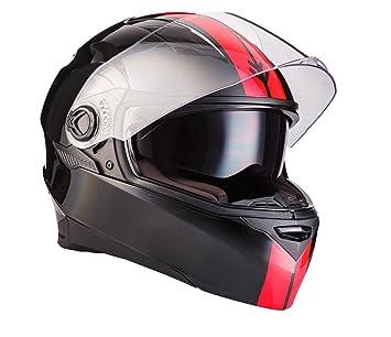"Armor · AF-77 ""Racing Blare"" · Casco moto Integrale · Scooter FULL"