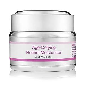 BEAUDFY Age-Defying Retinol Moisturizer - 1.7 fl. Oz.